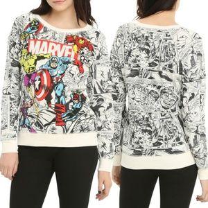 Marvel Comics Top